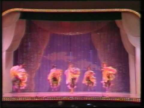George Hearn Dennis Quilly Scott St Martyn La Cage Aux Folles Cage George Scott