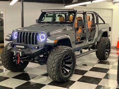 2020 Jeep Gladiator For Sale Ebay