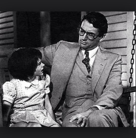 What are some examples of poverty in To Kill A Mockingbird?
