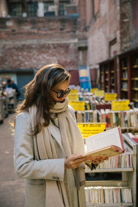 Brattle Book Shop ~ Boston                                                                                                                                                                                 More:
