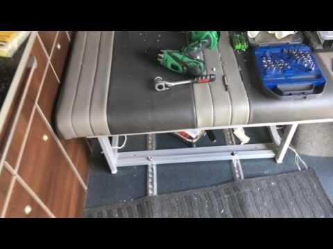 Unwin Rails For Pop Top Roof Rails On Camper Youtube Roof Rails Camper Pop Top