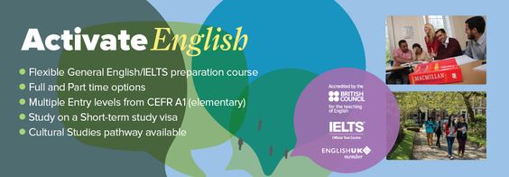 Activate English - English Language Centre - University of Liverpool