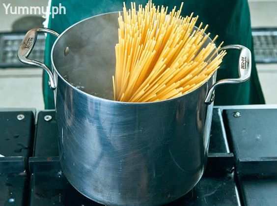 How To Cook Pasta Properly | Yummy.ph