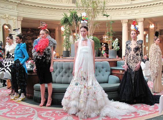 Opera&Brunch Couture y la alta costura de Josep Font | La marca de moda