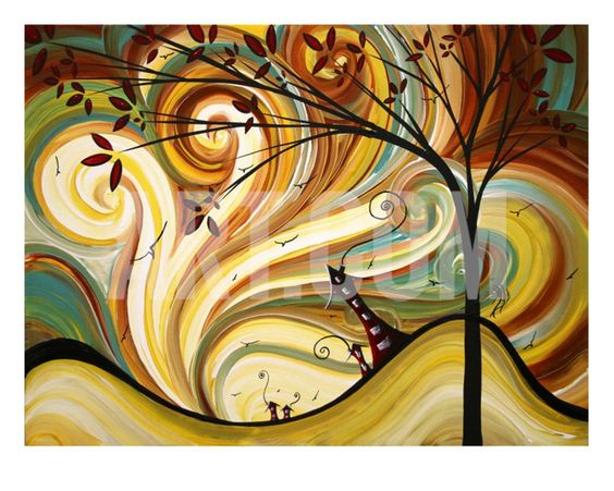 Out West Giclee Print by Megan Aroon Duncanson at Art.com