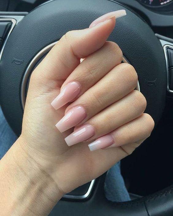 Pink nail art ideas