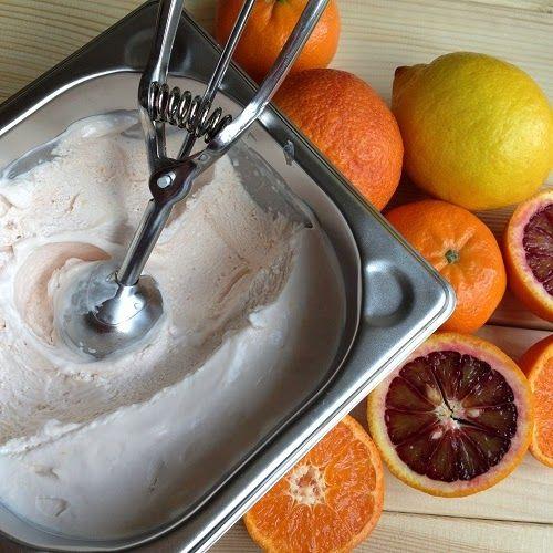 Greenway36: Milchmädchen-Mascarpone-Eis mit Zitrusfrüchten