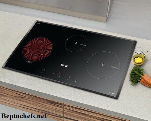 Sử dụng bếp điện từ Chefs có an toàn không?