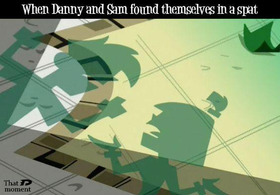That Danny Phantom moment: Photo
