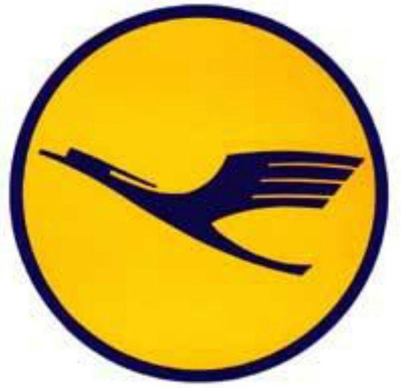 Lufthansa / Alemanha (logo antiga)
