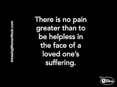 #SheQuotes on suffering.    It's hard to deal with our own pain and suffering, it takes courage and fortitude to do so. But our own pain and suffering pale in comparison to...