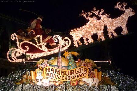 http://www.hamburg-fotos-bilder.de/ Weihnachtsmärkte Hamburg, Termine und Öffnungszeiten, Weihnachtsmarkt, Hamburg