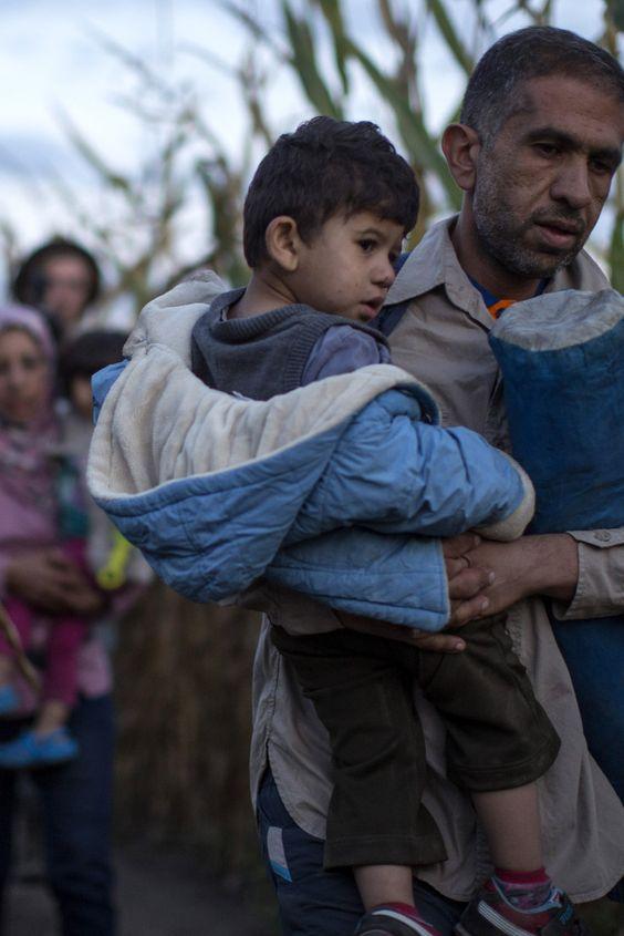 Flüchtlingskrise: Der Niedergang Deutschlands droht