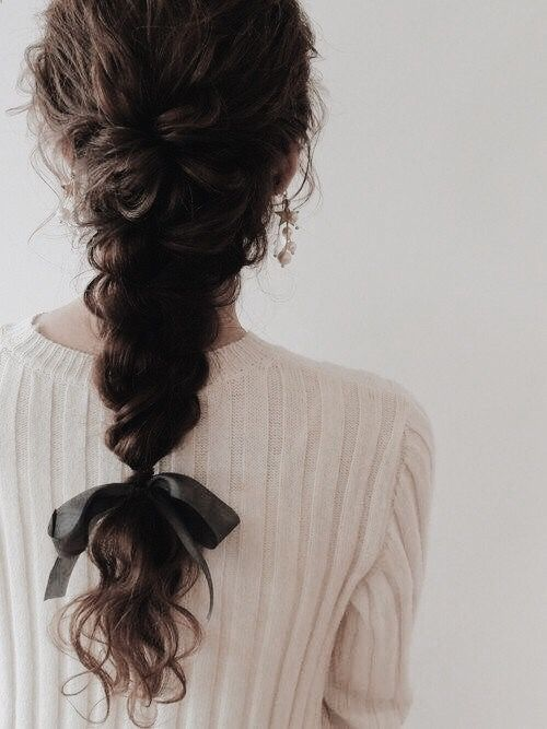 ゚ 𝓂𝒾𝓂𝒾 Hair Curly Hair Styles Long Hair Styles