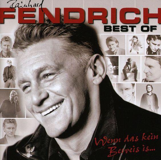 Rainhard Fendrich - Best Of-Wenn Das Kein Beweis Is
