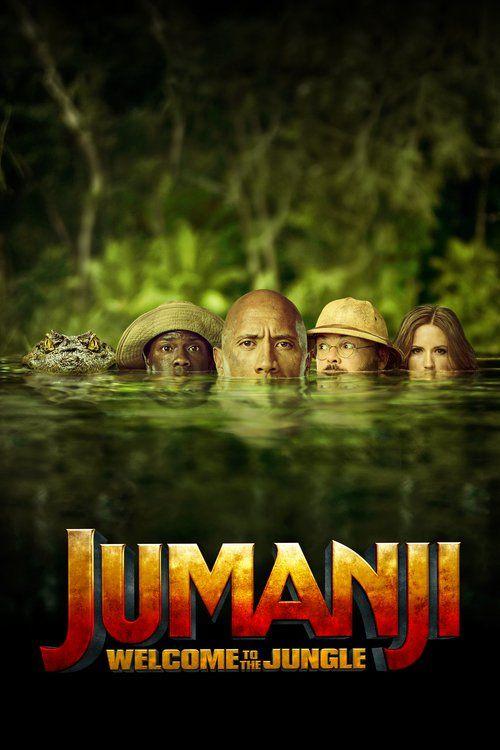 Jumanji Welcome To The Jungle หน งเต มเร อง ภาพยนตร