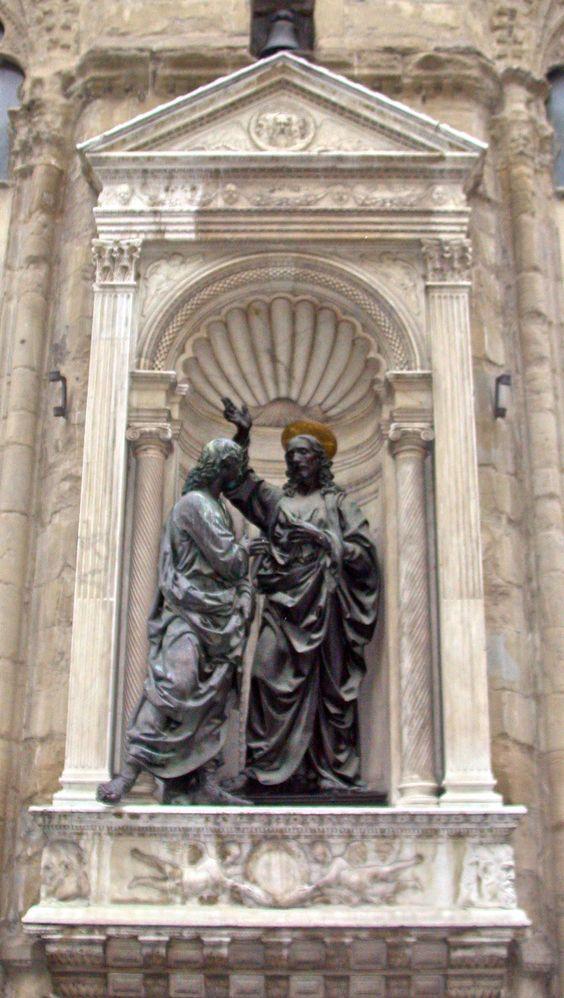 Verrocchio.San Tommaso