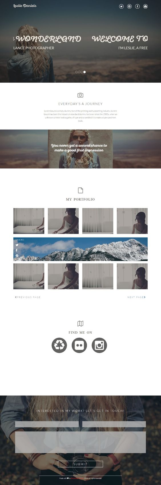 Excellent Website Templates Html Free Pictures Inspiration ...