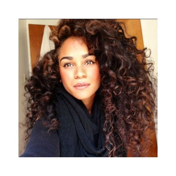 Naturally Curly Hair ❤ liked on Polyvore featuring beauty products, haircare, hair and curly hair care