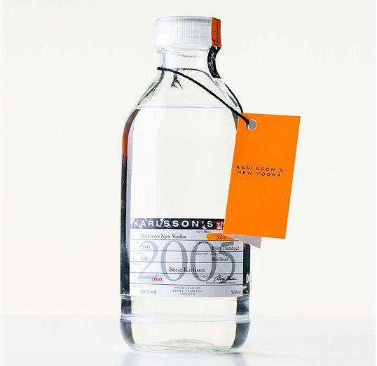 Karlsson's Vodka - Best Vodka Brands from Sweden - #Karlssons #KarlssonsVodka #Vodka