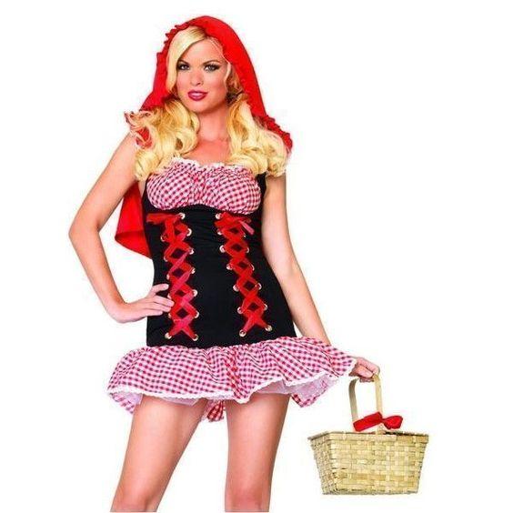 Платья красной шапочки фото