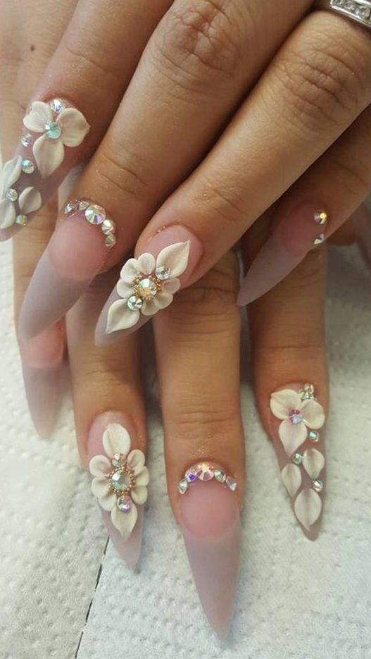 The Most Popular Nail Art 2020 With Images 3d Nail Designs