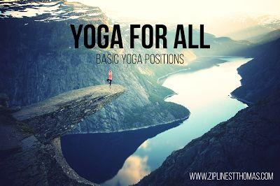 Tree Limin' Extreme: Basic Yoga Positions