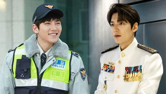 Top 3 Actors Who Look The Best In Uniform