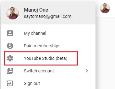 How to Hide or Show Your Subscribers Count on YouTube