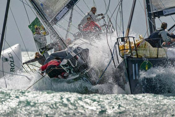 Windward Leeward fight out as they 'round the mark'. Rolex-Racing-300x200 Rolex-Racing-300x200