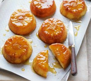 Ananas-upside-down-Muffins