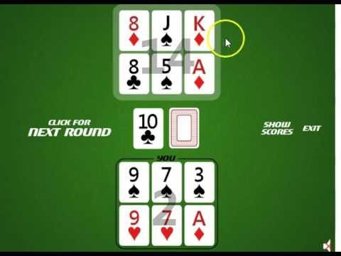 How To Play Golf Card Game Golf Card Game Play Golf Golf Tips