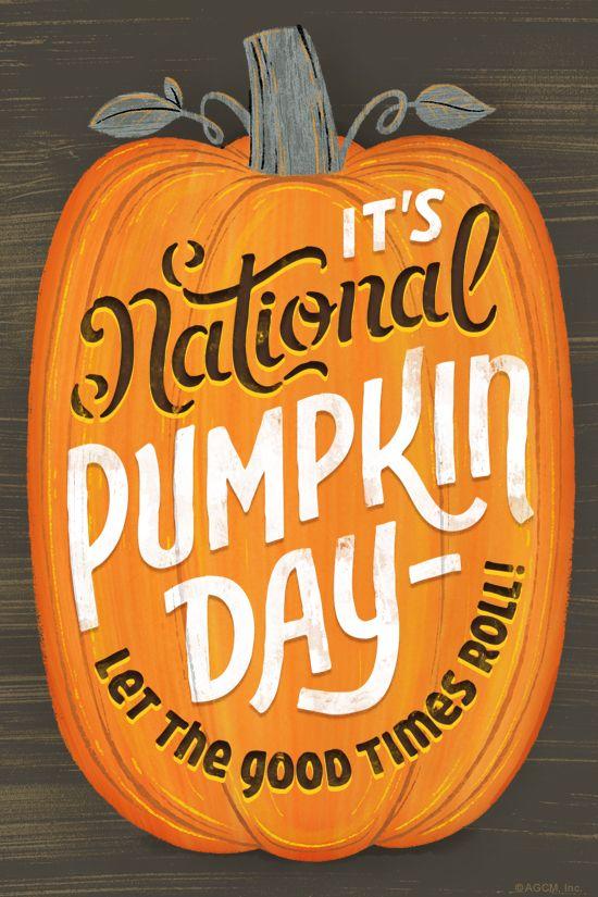 National Pumpkin Day 10 26 October Ecard Blue Mountain Ecards Pumpkin Day 10 Things