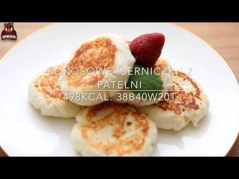 Zdrowe Serniczki Z Patelni Kuchnia Jedz Co Chcesz Youtube In 2020 Nutella Food Breakfast