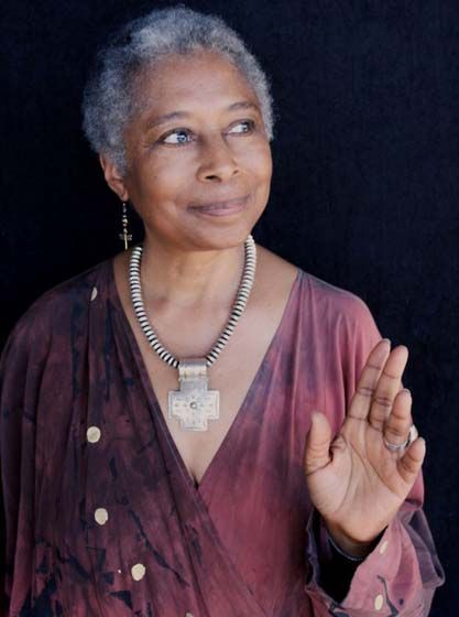 """Alice Walker, American Author, Poet, And Activist    """"The most common way people give up their power is by thinking they don't have any."""""""