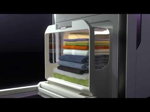 Youtube Foldimate Folding Laundry Robotic Clothes Folding Machine