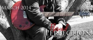 "I just signed up on the ""Flawed Perfection Release Tour"" page!"