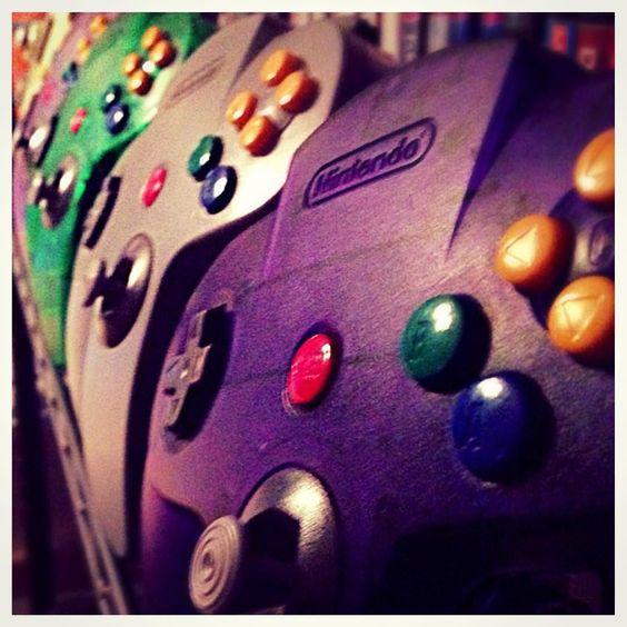 On instagram by day_to_day_gaming #nes #microhobbit (o) http://ift.tt/1LktfZy love the N64 controllers! ----------------------- #nintendo64 #nintendope #igersnintendo #retro #retrogamers #oldschool #wii #ps1 #ps2 #ps3 #gamers #snes  #snestalgia #gamecube #gba #gbc #pokemon #ninstagram #n64 #retrocollectiveusa #nintendolife #like #follow #fun #play #followme #love