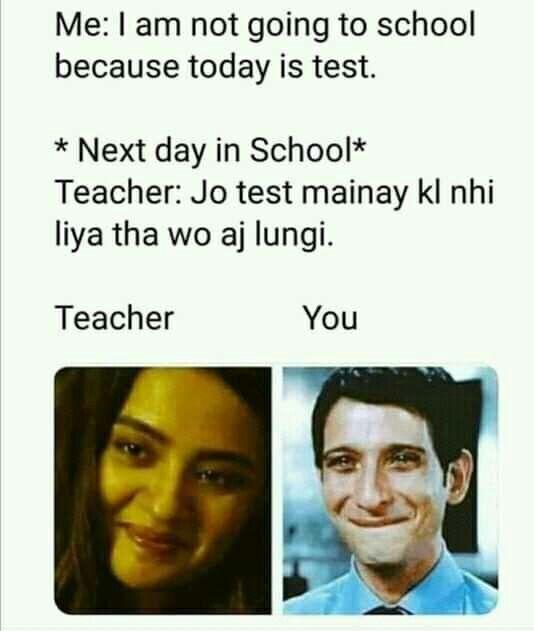 Pin By Brooks Tysel On Hindi Memes Funny Jokes In Hindi Funny School Memes Latest Funny Jokes
