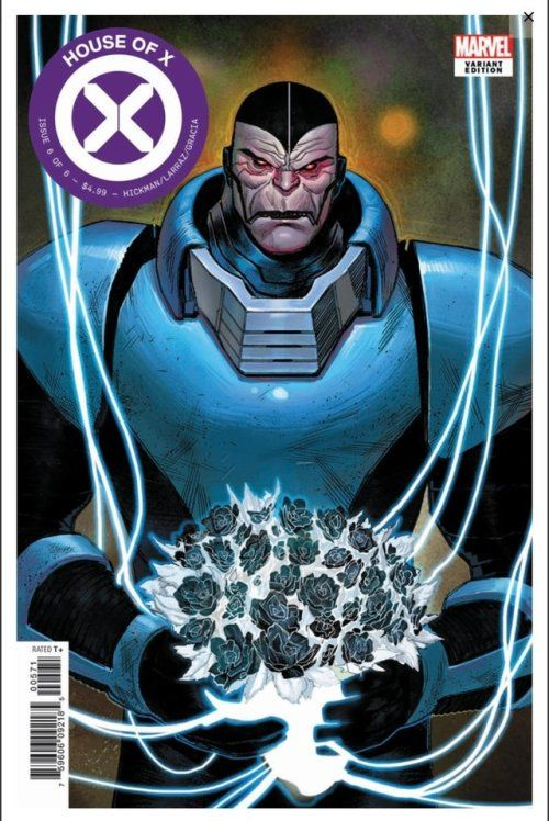 House Of X 4 6 Variant Cover Cyclops Magneto And Apocalypse By Sara Pichelli House Of X 1 3 V Marvel Comics Art Comic Books Art Marvel Comic Character