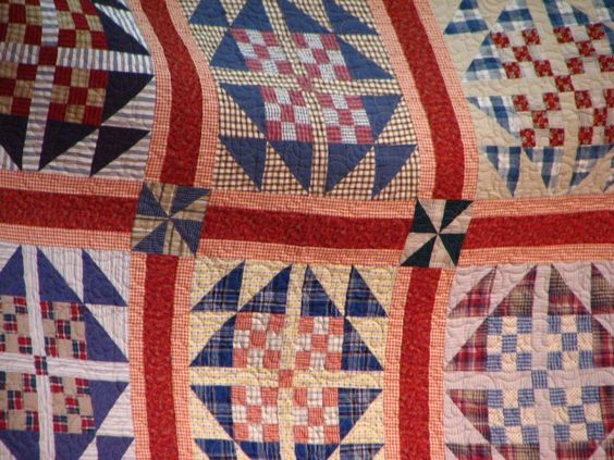 Scrap Happy with Bonnie Hunter - Love your quilts, Bonnie! Thank you for your generous sharing!!