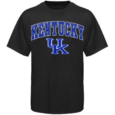 Kentucky Wildcats New Agenda Arch Over Logo T-Shirt - Black