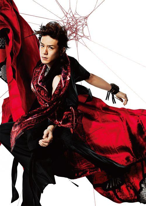 赤い衣装のタッキー