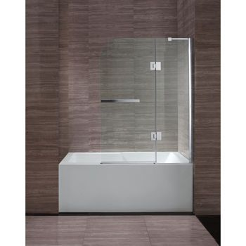 only 449 9 through costco new waves clark 40 bathtub screen for my rubber ducky pinterest. Black Bedroom Furniture Sets. Home Design Ideas
