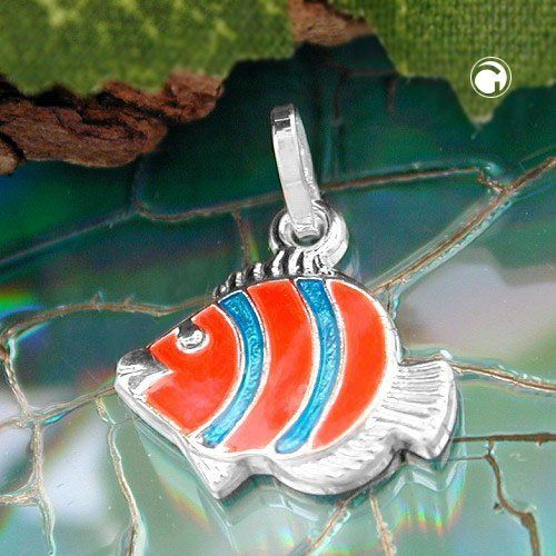 Anhänger, Clownfisch orange blau, 925 Dreambase, http://www.amazon.de/dp/B00H2IJS1U/ref=cm_sw_r_pi_dp_RfYitb1CJGCG7