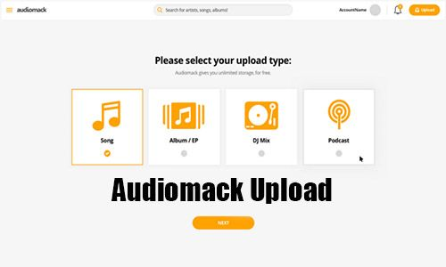 Audiomack Upload Audiomack Account How To Upload Search App Listening To Music Uploads News Songs