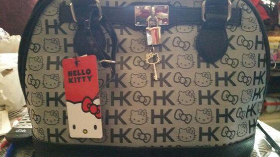 My new Hello Kitty handbag