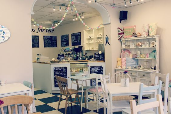 Image result for cath kidston style tea room