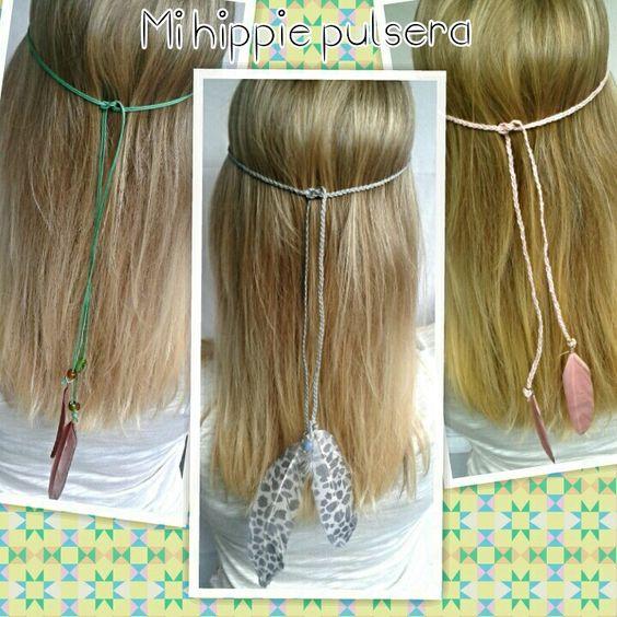 Mi hippie pulsera' hoofdbandjes! 10,00 www.babybey.nl