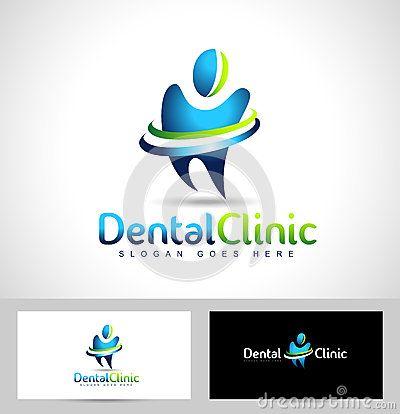 Dentista dental Logo